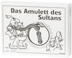 Mini-Knobelspiel  Das Amulett des Sultans *GRATIS