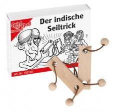 Mini-Knobelspiel  Der indische Seiltrick