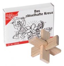 Mini-Knobelspiel  Das rätselhafte Kreuz
