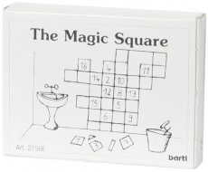 Mini-Knobelspiel (englisch) The Magic Square