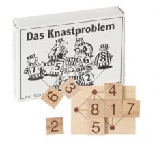 Mini-Knobelspiel  Das Knastproblem