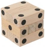Taschenpuzzle  Puzzle-Würfel