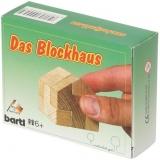 Taschenpuzzle  Das Blockhaus