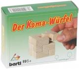 Taschenpuzzle  Der Koma-Würfel