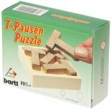 Taschenpuzzle  T-Pausen-Puzzle