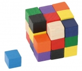 Mini-Knobelspiel  Mini-Farben-Sudoku