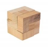 Knobelspiel Der Zauberwürfel  im Baumwoll-Säckchen