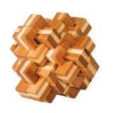 IQ-Test-Puzzle aus Bambus  Ananas ****