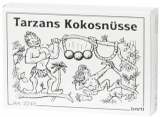 Mini-Knobelspiel  Tarzans Kokosnüsse