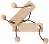 Mini-Knobelspiel  Der indische Seiltrick *GRATIS