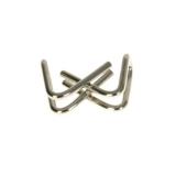 Metall-Knobelspiel Doppeltes V (IQ-Test)