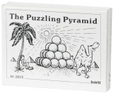 Mini-Knobelspiel (englisch) The Puzzling Pyramid