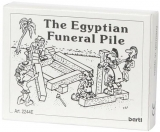 Mini-Knobelspiel (englisch) The Egyptian Funeral Pile