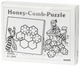 Mini-Knobelspiel (englisch) Honey-Comb-Puzzle