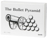 Mini-Knobelspiel (englisch) The Bullet Pyramid