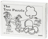 Mini-Holzpuzzle (englisch) The Tree Puzzle