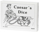 Mini-Knobelspiel (englisch) Caesars Dice