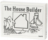 Mini-Holzpuzzle (englisch) The House Builder