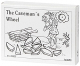 Mini-Holzpuzzle (englisch) The Cavemans Wheel