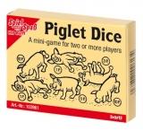 Mini-Spiel (englisch) Piglet Dice