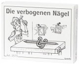 Mini-Knobelspiel  Die verbogenen Nägel *GRATIS