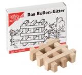 Mini-Knobelspiel  Das Bullen-Gitter