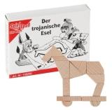 Mini-Holzpuzzle  Der trojanische Esel