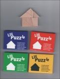 Lili-Puzzle Haus