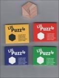 Lili-Puzzle Sechseck