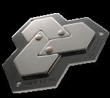 Huzzle-Cast-Puzzle Hexagon ****
