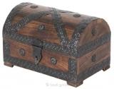 Piraten-Schatztruhe - 27 cm