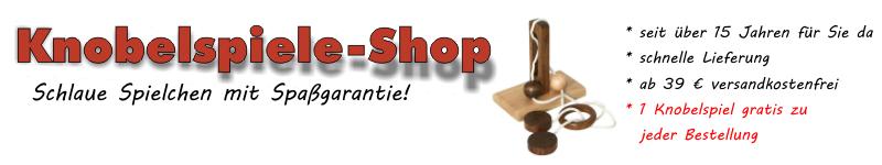 Knobelspiele-Shop